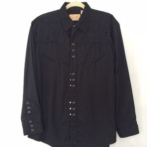 Scully Other - Men's  Scully Western Shirt