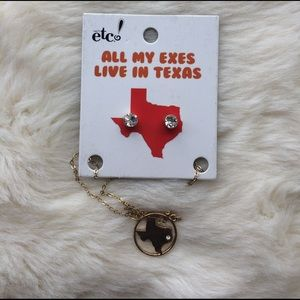 H&M Jewelry - All my exes live in Texas