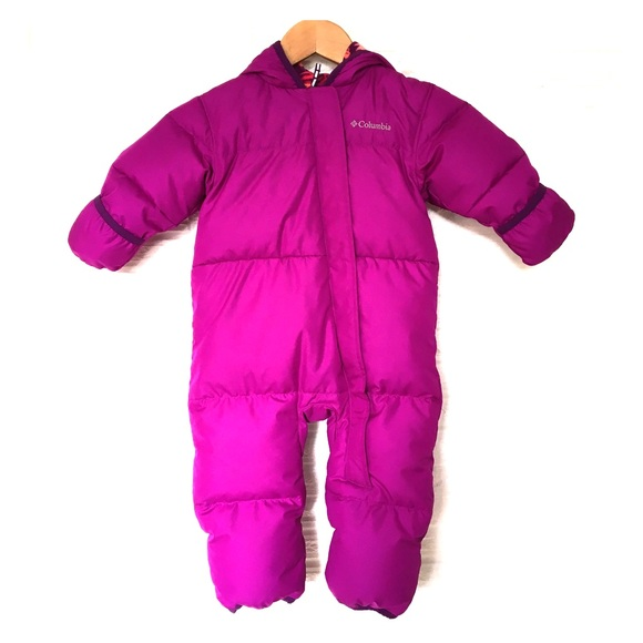 e71ea2913 Columbia One Pieces | Snuggly Bunny Bunting Infant Snow Suit | Poshmark