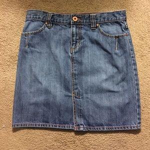 Old Navy Dresses & Skirts - Sale Old Navy denim skirt