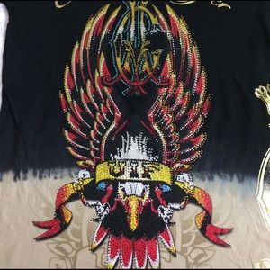 Christian Audigier Tops - NWT Christian Audigier tee