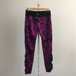 RBX Pants - RBX Colorful Mesh Ankle Legging