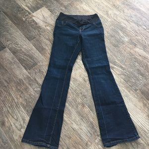 Old Navy Denim - Old navy maternity boot cut jean