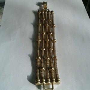 Lia Sophia Goldtone Bracelet