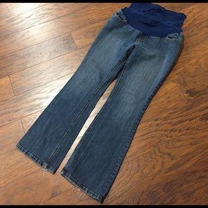 Motherhood Maternity Denim - Motherhood Maternity jeans size medium