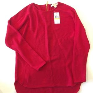 Michael Kora red sweater - NEW