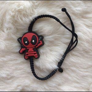 Marvel Other - Deadpool bracelet