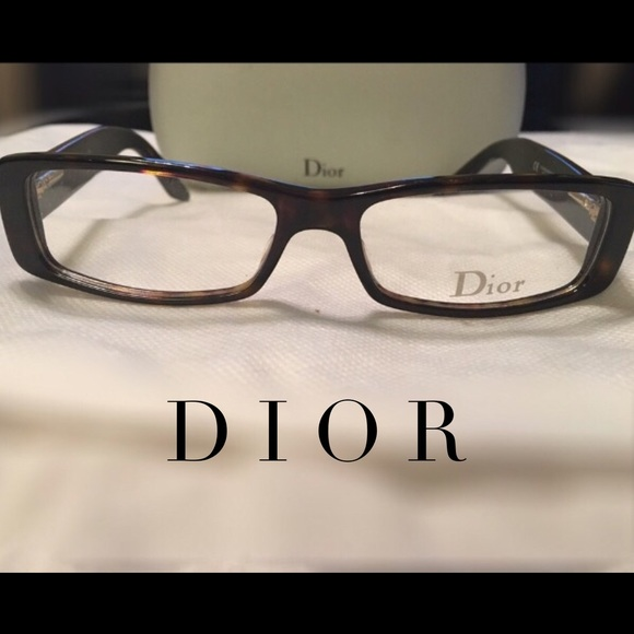 054442b6b57f6 Christian Dior Accessories - 🏆Dior Reading Glasses Frames tortoishell brown