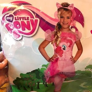 My Little Pony Other - New My Little Pony Pinkie Pie Costume