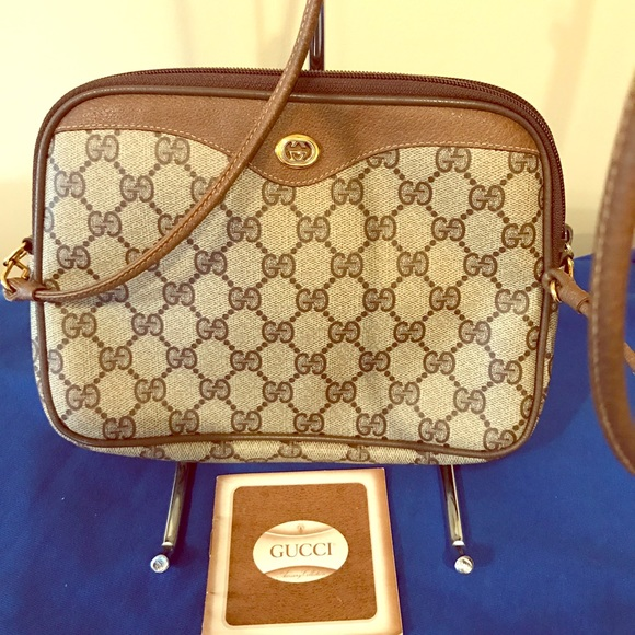 8f1cbb4a8 Gucci Handbags - 🦋Authentic Preloved Vintage Gucci handbag🦋