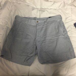 989c87f214c3 ... New Polo Ralph Lauren Pinstripe Seersucker Shorts ...