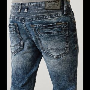 Salvage Other - 💥Salvage Havoc Skinny Moto Jean W34 L32 Men's 💥