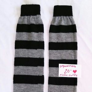 Vintage Accessories - KNIT Legwarmers