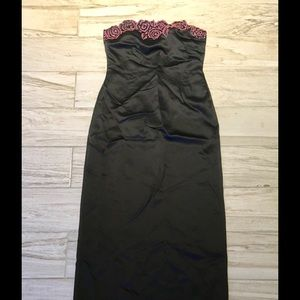 Dresses & Skirts - ❤️Sweet and Sexy🌸Gorgeous Dress, Satin! NWOT