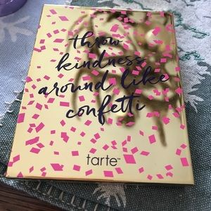 Tarte Young, Wild and Free eyeshadow palette