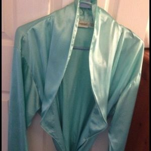 Frederick's of Hollywood Other - Frederick's of Hollywood satin robe