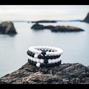 Lokai Jewelry - LOKAI💧-(Black and White)