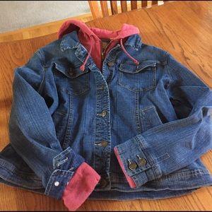Maurices Jackets & Blazers - Jean jacket