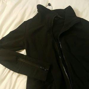 PattyBoutik Jackets & Blazers - womens fitted zip up. patty boutik
