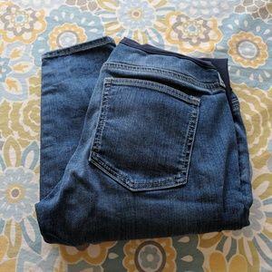 GAP Denim - GAP Resolution True Skinny Maternity Jeans