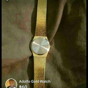 Accessories - Adolfo Watch