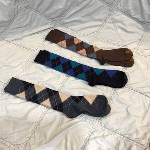 Gold Toe Accessories - 3 pair Gold Toe socks women's size 9-11