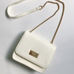 Who What Wear Handbags - Target White Clutch