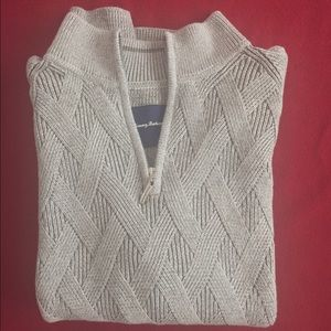 Tommy Bahama Other - 🌴MEN'S Tommy Bahama - Gray Cotton Sweater