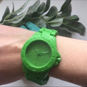 KR3W Accessories - NEW w/o tags KR3W phantom green watch