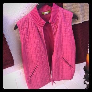 Acorn Jackets & Blazers - Acorn Quilted Zip up Vest