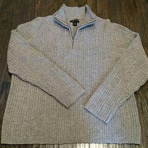 Banana Republic Other - Banana Republic men's sweater wool camel hair L