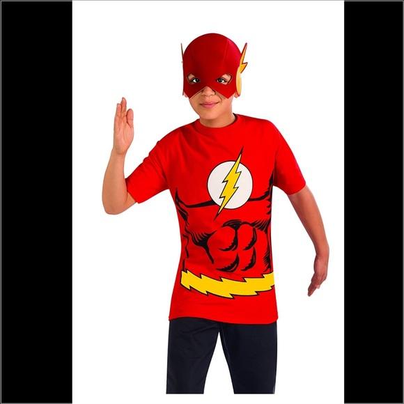 Kids Flash Costume
