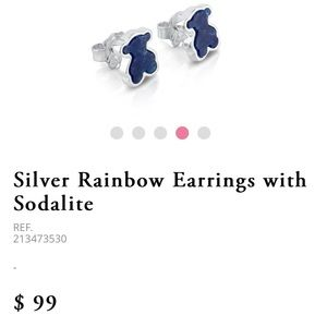 Tous Jewelry - 🌸TOUS🌸 Silver Earrings...