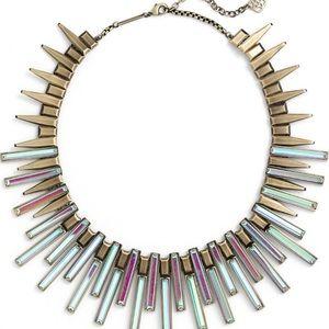 Kendra Scott Kaplan Stick Bib Necklace New