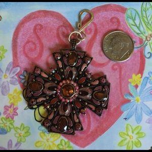 me Jewelry - Super cute Santa Fe Cross