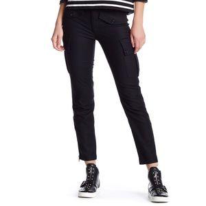 Marc Jacobs Pants - Marc Jacobs NWT$400 MOTO Rockstar Black Zip Pants4