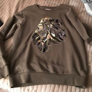 Palm Angels Other - Lion sweater