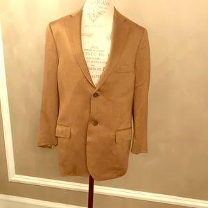 Isaia Other - Isaia Napoli Sciammeria Bamboo Men's Jacket