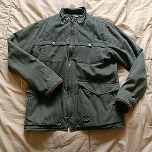 RVCA Other - 🔴 RVCA Olive Canvas Jacket