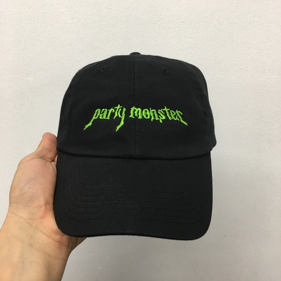 6ee79457cb57c Accessories - THE WEEKND PARTY MONSTER DAD HAT