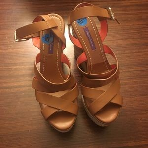 Ralph Lauren Purple Label Shoes - Ralph Lauren Purple Label Wedge Sandals