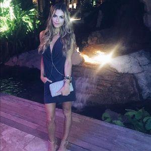 Lush Dresses & Skirts - Lush - black mini dress with pockets