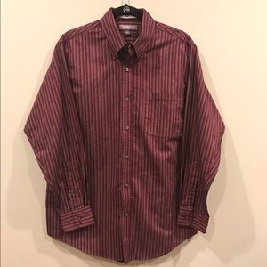 croft & barrow Other - Men's Oxford Wrinkle Resistant Button Down Shirt