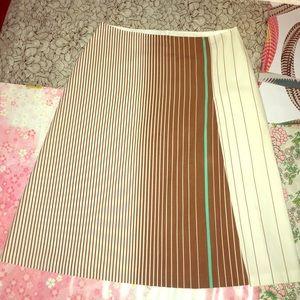 Paul & Joe Dresses & Skirts - Paul & Joe Vertical Stripe Skirt