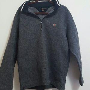 VINTAGE Men's Tommy Hilfiger fleece pullover
