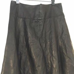 ALICE by Temperley Dresses & Skirts - Temperly leather skirt