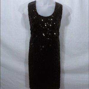 Avenue Dresses & Skirts - 17350 Sleeveless Sequined Dress