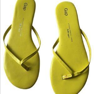 Gap Flat Slip On Sandals.