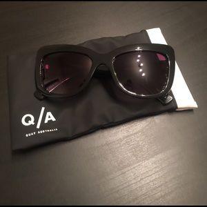 Quay Australia Accessories - Quay Breath of Life Sunglasses