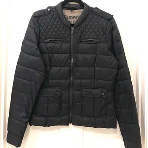 Superdry Jackets & Blazers - Super Dry Moto style jacket